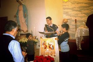 Gospel during Matins