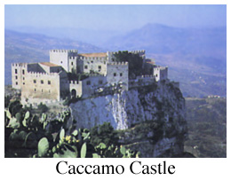 Fortress of Caccamo, Sicily