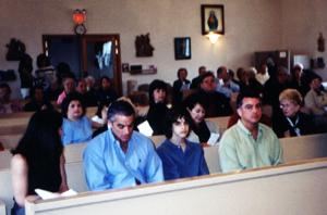 People praying for Doreen DiGiovanni