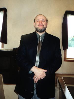Mark Russakoff, DM