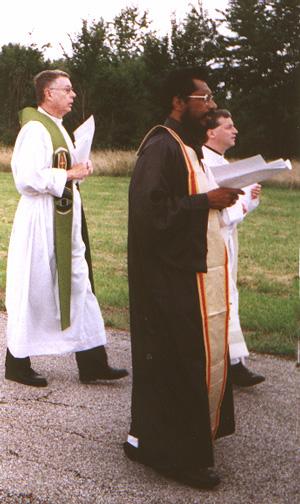 Father Jacob of the Catholic Syro-Malankar Church
