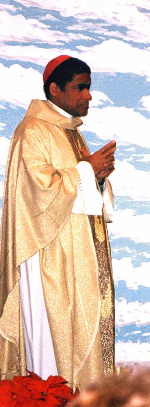 Most Rev. Joseph Perry, episcopal vicar of region VI