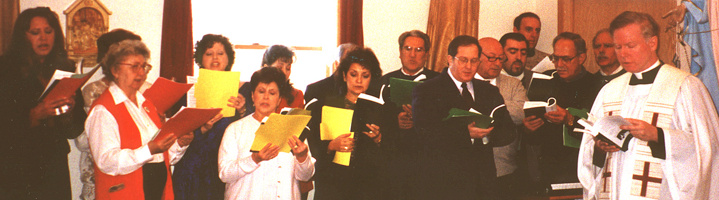 Choir in Panorama