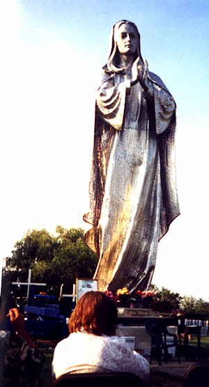 Our Lady of the New Millennium