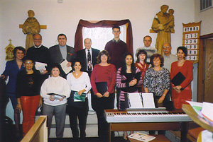 Christmas Choir 2004